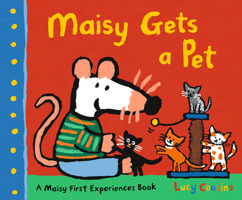 Maisy Gets a Pet Cover Image