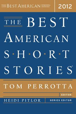 The Best American Short Stories 2012 Cover
