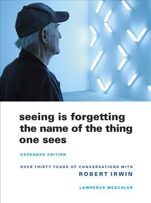 Cover for Seeing Is Forgetting the Name of the Thing One Sees