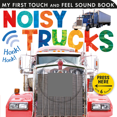 Noisy Trucks (My First) Cover Image