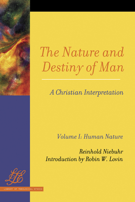 The Nature and Destiny of Man Vol 1 & 2 Cover