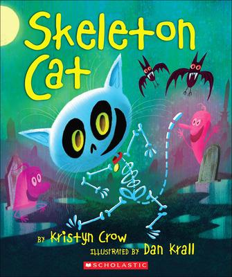 Skeleton Cat Cover Image