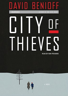 City of Thieves [With Headphones] Cover Image