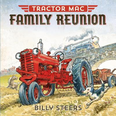 Cover for Tractor Mac Family Reunion