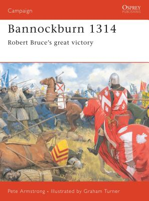 Bannockburn 1314 Cover