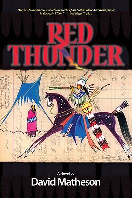 Cover for Red Thunder