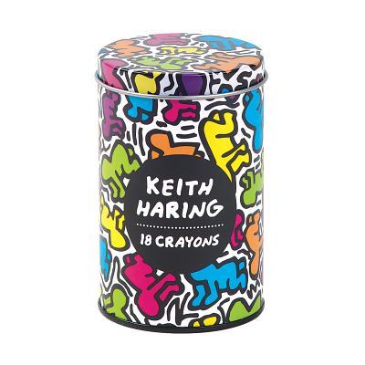 Keith Haring Crayons Cover Image