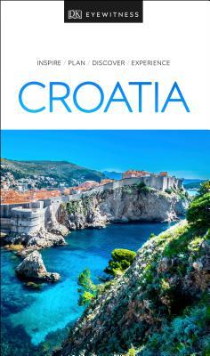 DK Eyewitness Croatia (Travel Guide) Cover Image