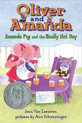 Amanda Pig and the Really Hot Day Cover Image