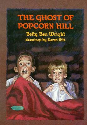 The Ghost of Popcorn Hill Cover