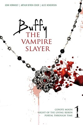 Buffy the Vampire Slayer 1 Cover