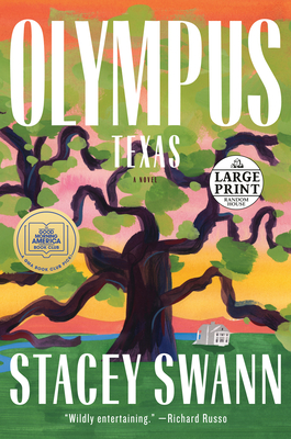 Olympus, Texas: A Novel Cover Image