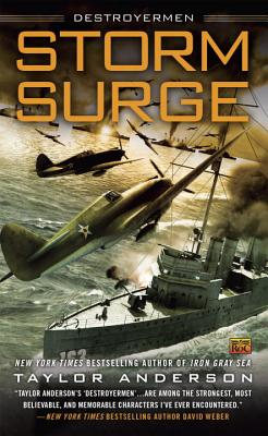 Storm Surge (Destroyermen #8) Cover Image