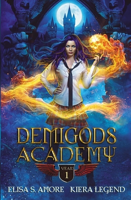 Demigods Academy - Year One Cover Image