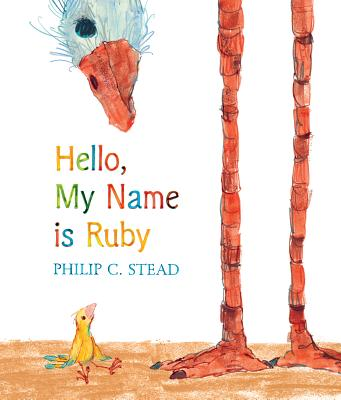 Hello, My Name Is Ruby: A Picture Book Cover Image