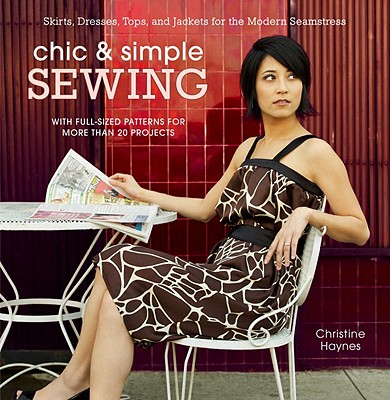 Chic & Simple Sewing Cover