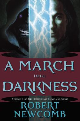 A March Into Darkness Cover