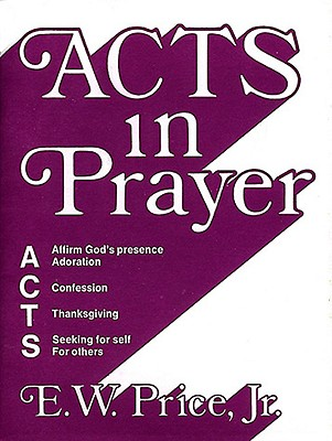 Acts in Prayer Cover