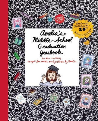 Amelia's Middle-School Graduation Yearbook Cover