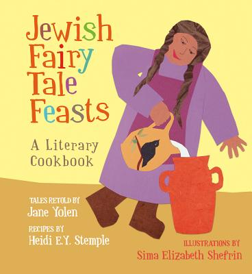 Jewish Fairy Tale Feasts Cover