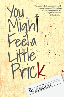 You Might Feel a Little Prick Cover Image
