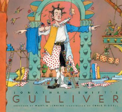 Jonathan Swift's Gulliver Cover