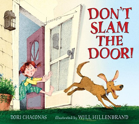 Don't Slam the Door! Cover Image