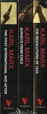 Marx's Political Writings Three Volume Set Cover