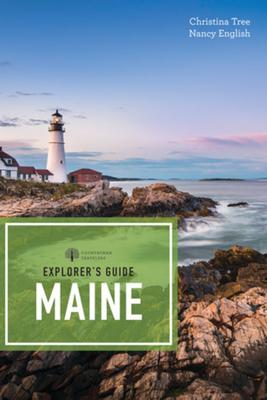 Explorer's Guide Maine (Explorer's Complete) Cover Image