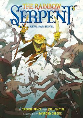 Cover for The Rainbow Serpent (A Kulipari Novel #2)