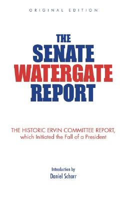 The Senate Watergate Report Cover