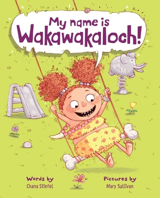 My Name Is Wakawakaloch! Cover Image