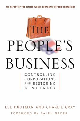 The People's Business Cover