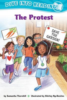 The Protest (Confetti Kids #10) Cover Image
