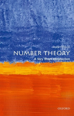 Number Theory: A Very Short Introduction (Very Short Introductions) Cover Image