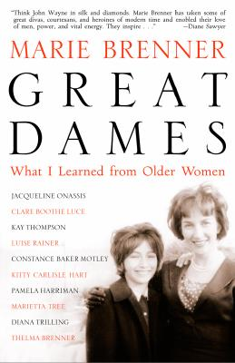Great Dames: What I Learned from Older Women Cover Image