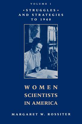 Cover for Women Scientists in America