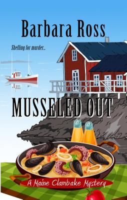 Musseled Out (Maine Clambake Mystery) Cover Image