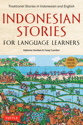 Cover for Indonesian Stories for Language Learners