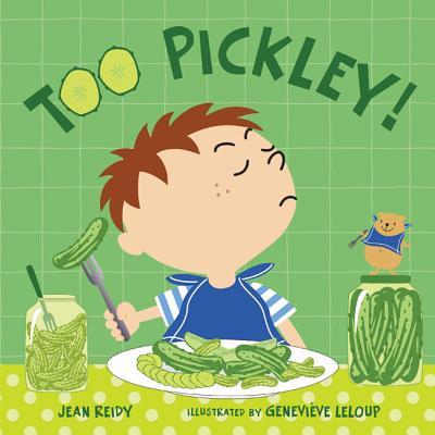 Too Pickley! Cover Image