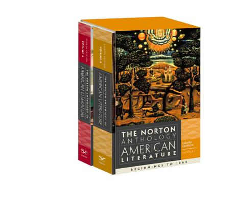 The Norton Anthology of American Literature 2 Volume Set Cover Image