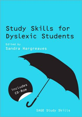 Study Skills for Dyslexic Students Cover Image