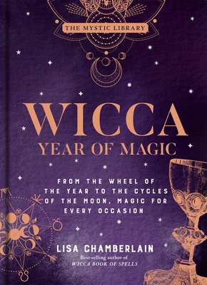 Cover for Wicca Year of Magic, 8