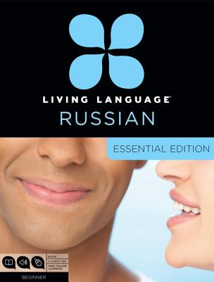 Living Language Russian [With 3 CDs] Cover