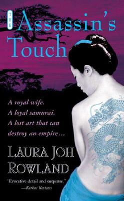 The Assassin's Touch: A Thriller Cover Image