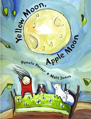 Yellow Moon, Apple Moon Cover