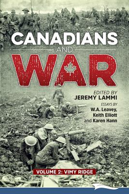 Canadians and War Volume 2: Vimy Ridge Cover Image