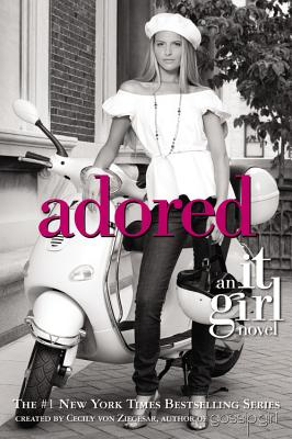 Adored (It Girl #8) Cover Image