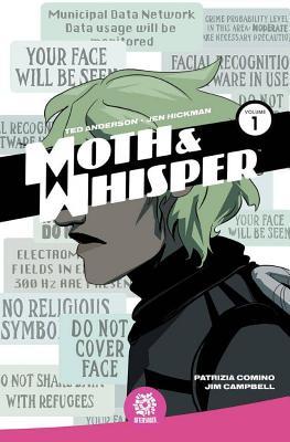 Moth & Whisper Vol. 1 Cover Image