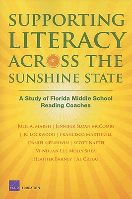 Cover for Supporting Literacy Across the Sunshine State